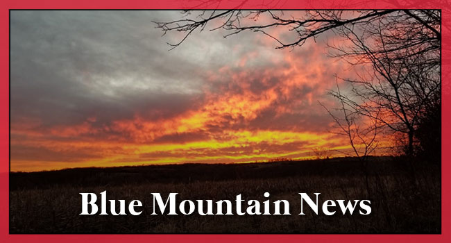 Blue Mountain Chapter, SCI - News